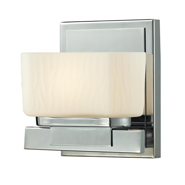 Z-lite Z-Lite Gaia Bathroom Vanity Light - 1-Light - Chrome 3020-1V