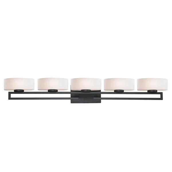 Z-lite Z-Lite Cetynia Bathroom LED Vanity Light - 5-Light - Bronze 3012-5V-LED