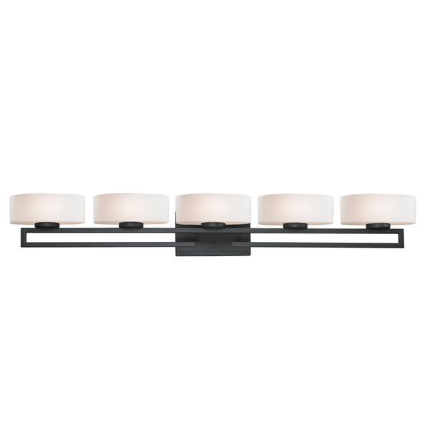 Z-lite Z-Lite Cetynia Bathroom Vanity Light - 5-Light - Bronze 3012-5V