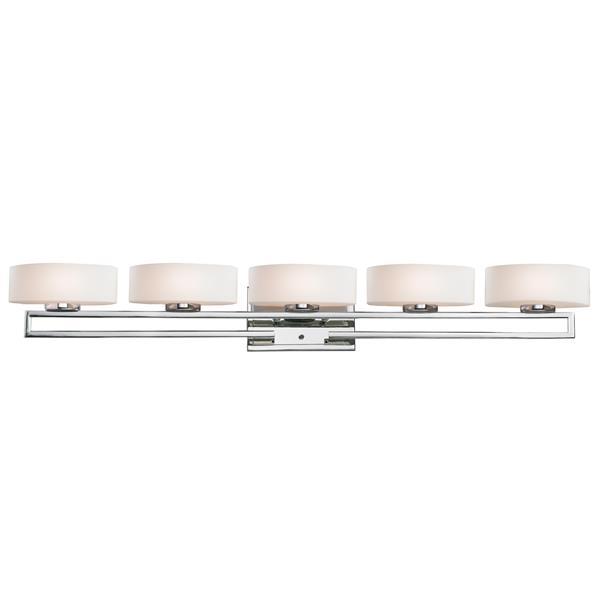 Z-lite Z-Lite Cetynia Bathroom LED Vanity Light - 5-Light - Chrome 3011-5V-LED