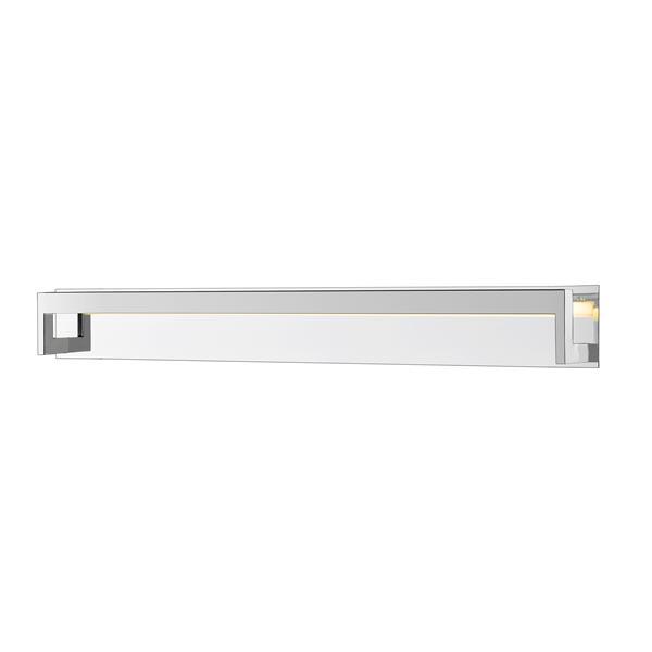 Z-lite Z-Lite Linc Bathroom LED Vanity Light - 1-Light - Chrome 1925-48V-CH-LED