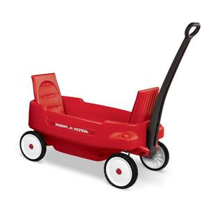 Radio Flyer Pathfinder Kid Wagon - Red
