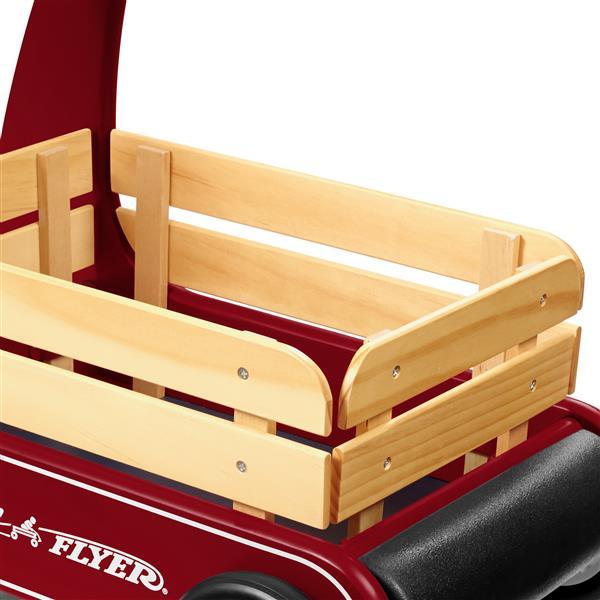 Radio Flyer Classic Walker Wagon - Red