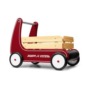 Radio Flyer Classic Walker Wagon - Red