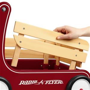 Chariot classique pour enfant Walker, rouge