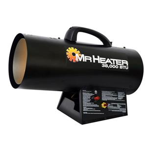 Mr. Heater Forced Air Propane Heater - 38 000 BTU