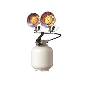 Mr. Heater Double Tank Top Heater - 30 000 BTU