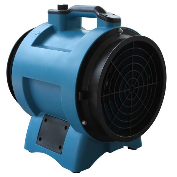 XPOWER Industrial Confined Space Fan - 12-in