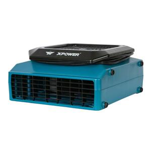 XPOWER Professional Low Profile Air Mover - 1/3 HP