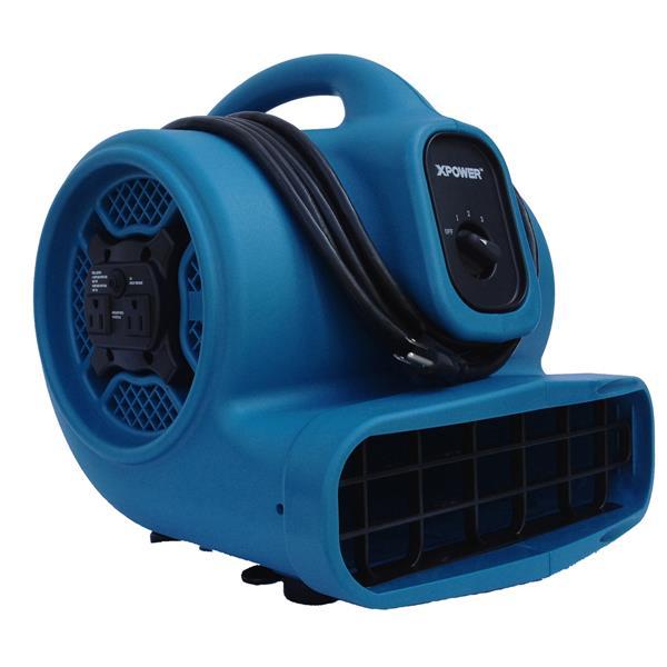 XPOWER Air Mover - 1/4 HP