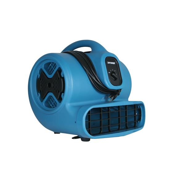 XPOWER Air Mover - 1/2 HP