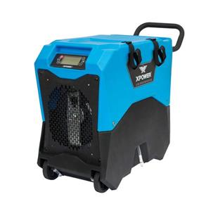 XPower LGR Commercial Dehumidifier - Handles and Wheels