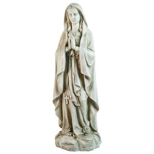 Northlight Religious Praying Virgin Mary Outdoor Garden Statue - 28""