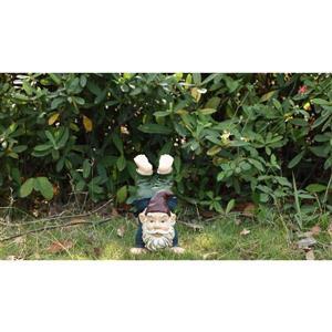 "Statue de jardin, nain acrobate, 9,75"""