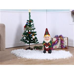 "Hi-Line Gift Christmas Elf Figurine - 20.25"""