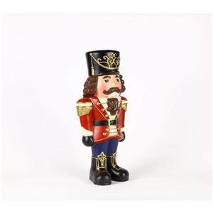 "Hi-Line Gift Nutcracker Figurine - 27"""