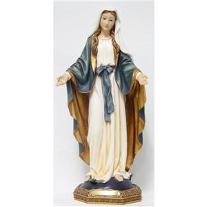 "Statue de Marie, 16"""