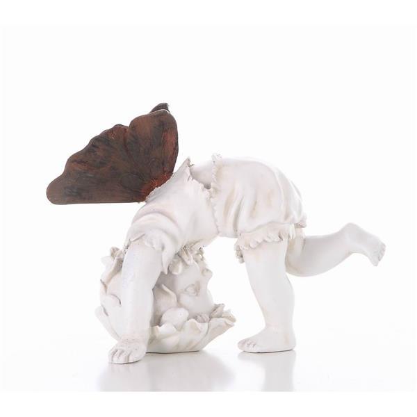 """Statue de jardin, petite fée acrobate, 7,8"""""""