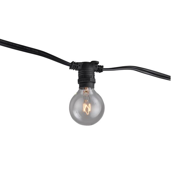 Hi-Line Gift String Light - Indoor/Outdoor, Bulbs Included , 29-ft