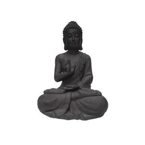 "Statue de jardin, bouddha en méditation, 28,74"""