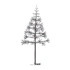 Hi-Line Gift Brown Christmas Tree - 380 Sparkling LED Lights