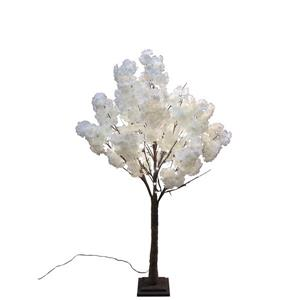 Hi-Line Gift Small Warm White Cherry Blossom Tree - 60 LED Lights