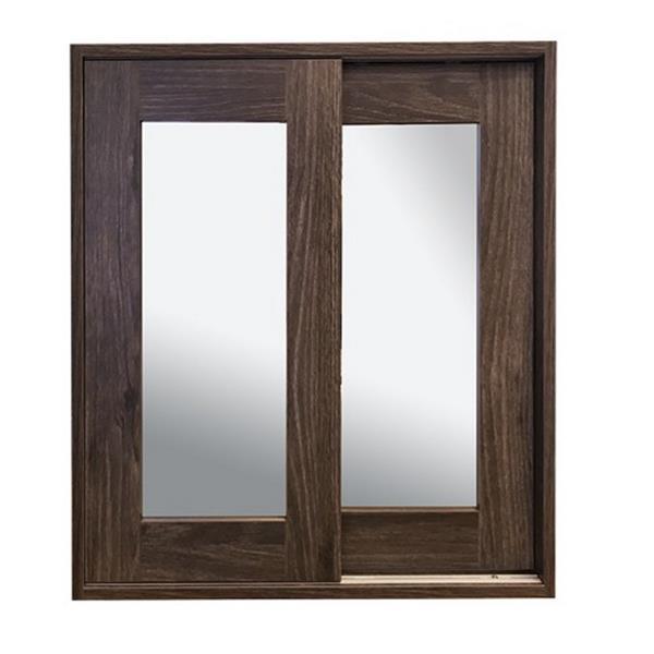 Luxo Marbre Relax Medicine Cabinet - 24-in x 25.25-in - Alamo Oak