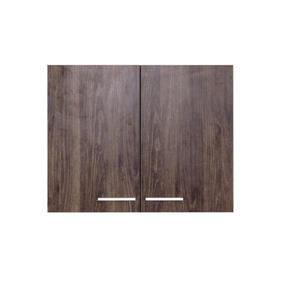 Luxo Marbre Washer/Dryer Cabinet -  29.6-in x 23.6-in - Alamo Oak
