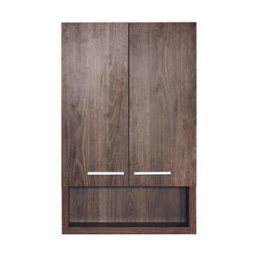 """Armoire à 2 portes, 22"""" x 35,5"""", chêne alamo"""