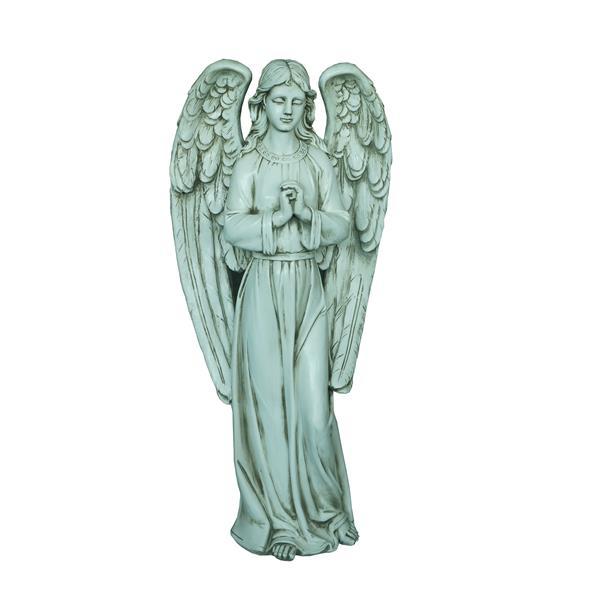Hi-Line Gift Standing Angel Statue - Multicoloured