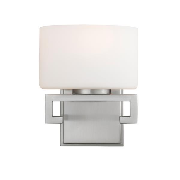 Z-Lite Privet Vanity Light - Nickel