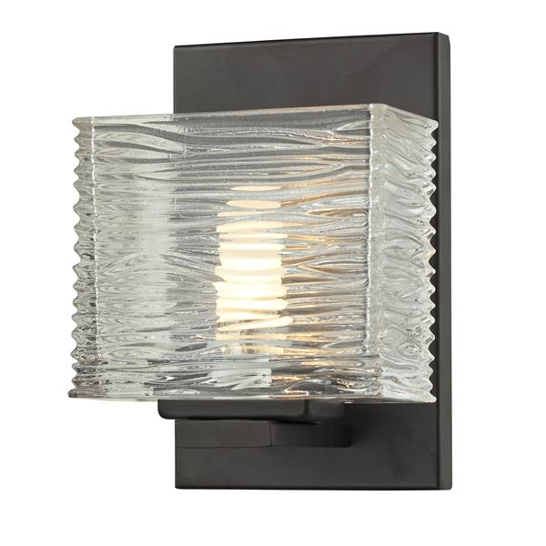 Z-Lite Jaol Vanity Light - Bronze