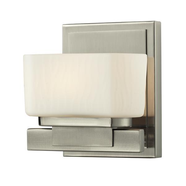 Z-Lite Gaia  Vanity Light - Nickel