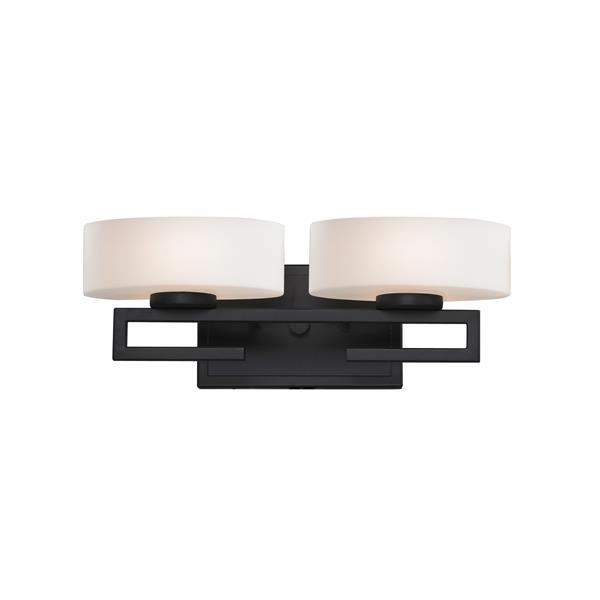 Z-Lite Cetynia 2-Light Vanity Light - Bronze