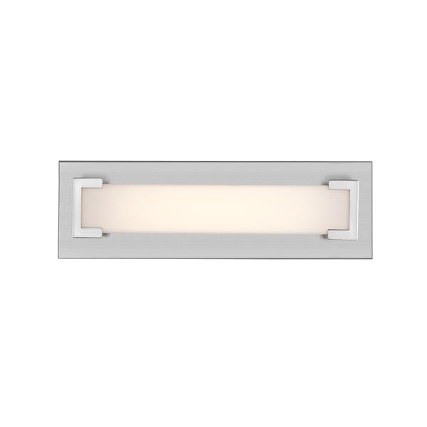 Z-Lite Elara Vanity Light - Nickel