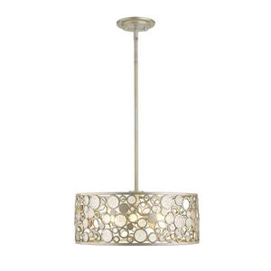Z-Lite Ariell 6-Light Pendant Light - Grey