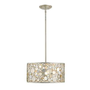 Z-Lite Ariell 5-Light Pendant Light - Grey
