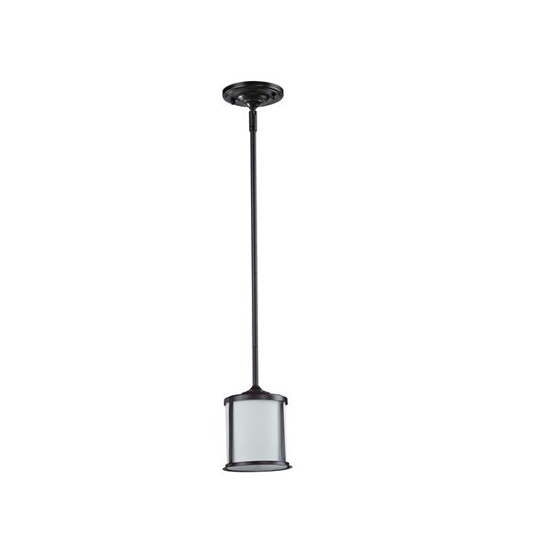 Z-Lite Sonna 1-Light Mini Pendant Light - Bronze