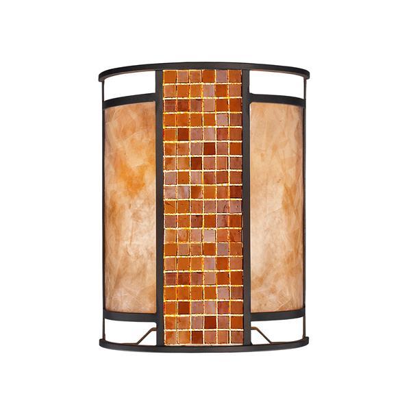 Z-Lite Parkwood 2-Light Wall Sconce - Bronze