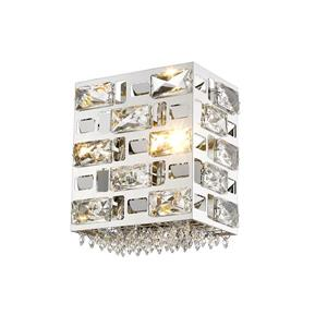 Z-Lite Aludra Wall Sconce - Chrome