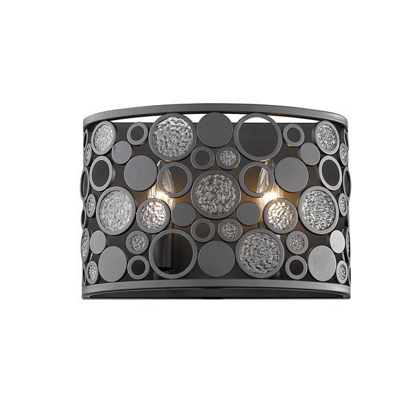 Z-Lite Ariell 2-Light Wall Sconce - Bronze