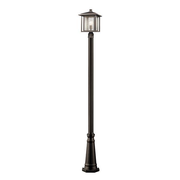 Z-lite Z-Lite Aspen Outdoor Light - Oil Rubbed Bronze 554PHB-519P-ORB