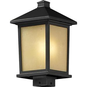 Z-Lite Outdoor Post Light - Oil Rubbed Bronze