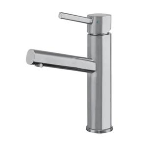Whitehaus Collection Collection Stainless Steel Elevated Bath Faucet