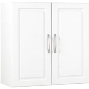 "Ameriwood Home Kendall Wall Storage Cabinet - 24"" - White"