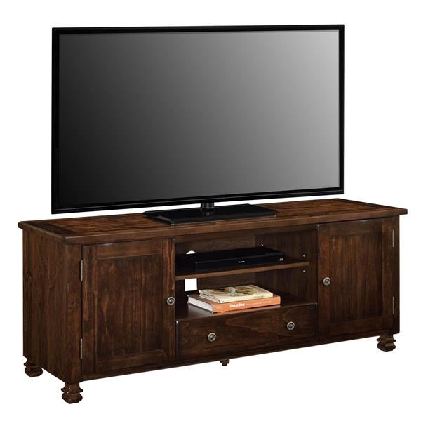 "Ameriwood Home San Antonio TV Cabinet for TVs up to 60"" - Espresso"