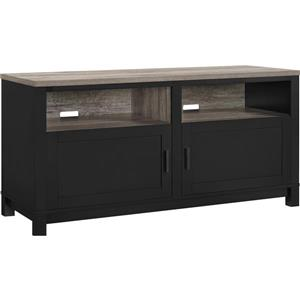 "Ameriwood Home Carver Media Cabinet for TVs up to 60"" - Black"