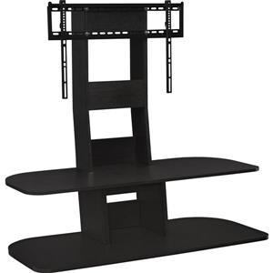 """Ameriwood Home Galaxy TV Stand with Mount for TVs up to 65"""" - Black"""
