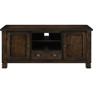 "Ameriwood Home Summit TV Stand for TVs up to 55"" - 2 Doors - Espresso"