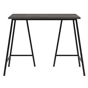 Ameriwood Home Monroe Desk - Medium Brown